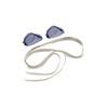 speedo Swedish Goggle White/Blue
